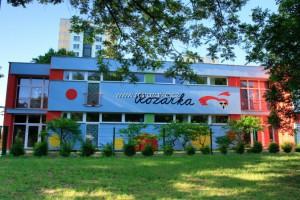 Budova naší školky